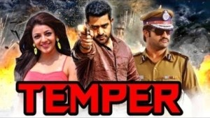 Temper South Indian Movies Dubbed In Hindi Full Movie | Jr NTR, Kajal Aggarwal, Prakash Raj